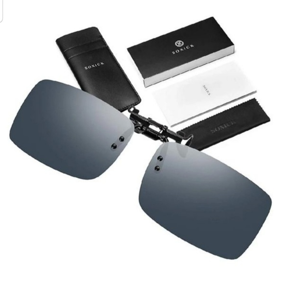 Other - Polarized Clip On Sunglasses